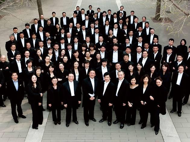 Orquestra Filarmónica da China