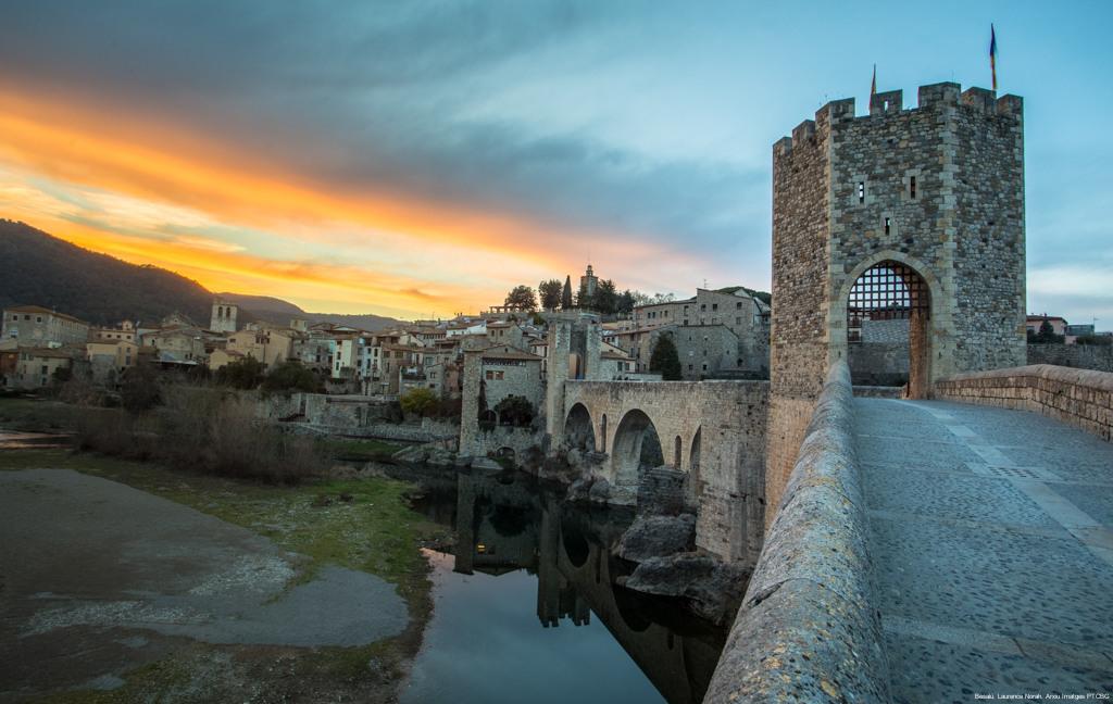 Besalu Pyrenees