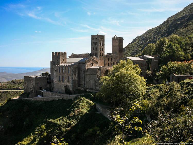 Ir al Monasterio de Sant Pere de Rodes