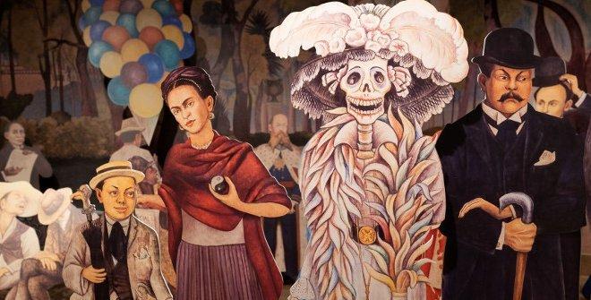 Diego Rivera. Artista universal