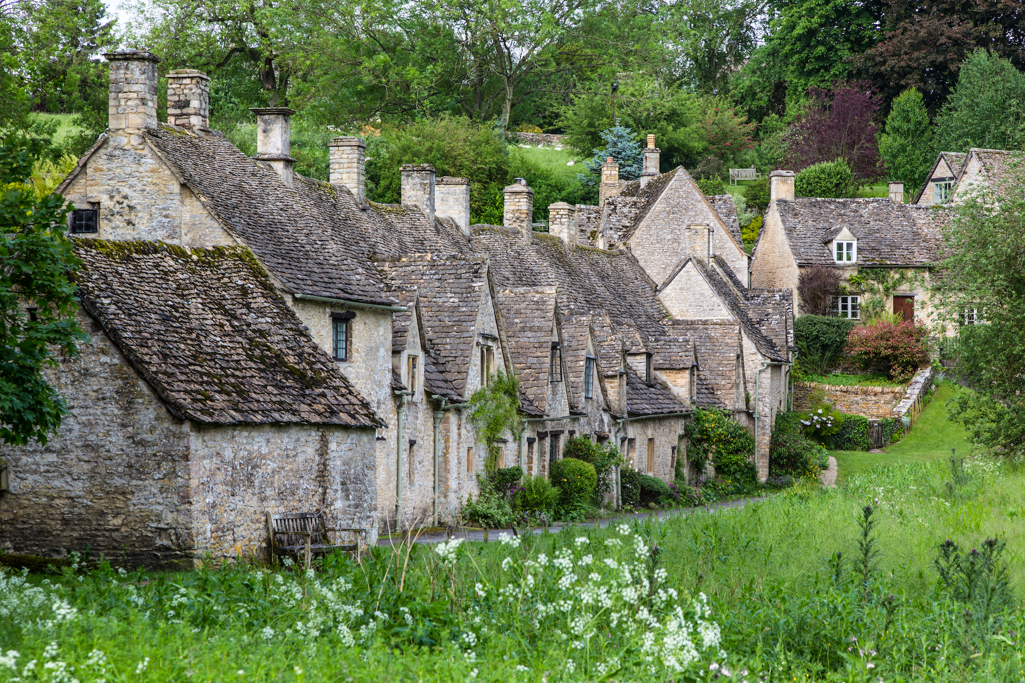 Villages near London that time forgot