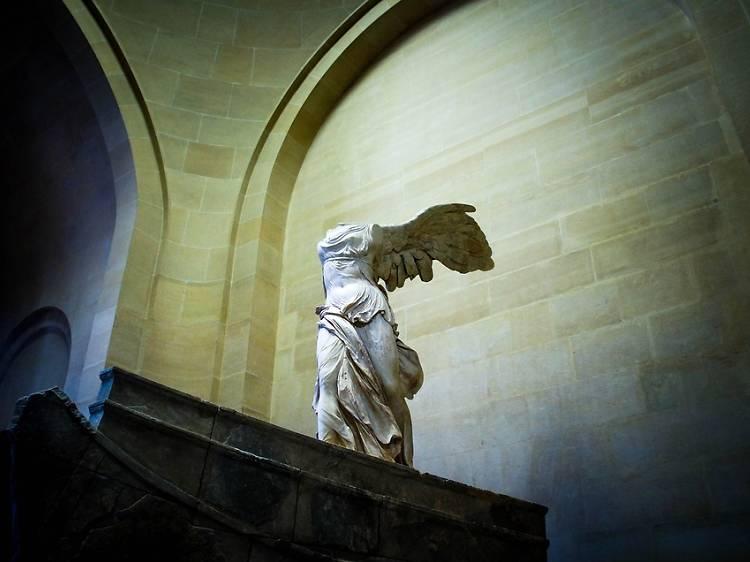 Victoire de Samothrace, vers 200-185 av. J.-C