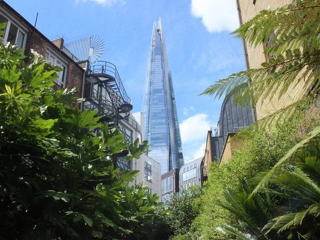 40% off a secret garden or canal-side wandering tour with Living London