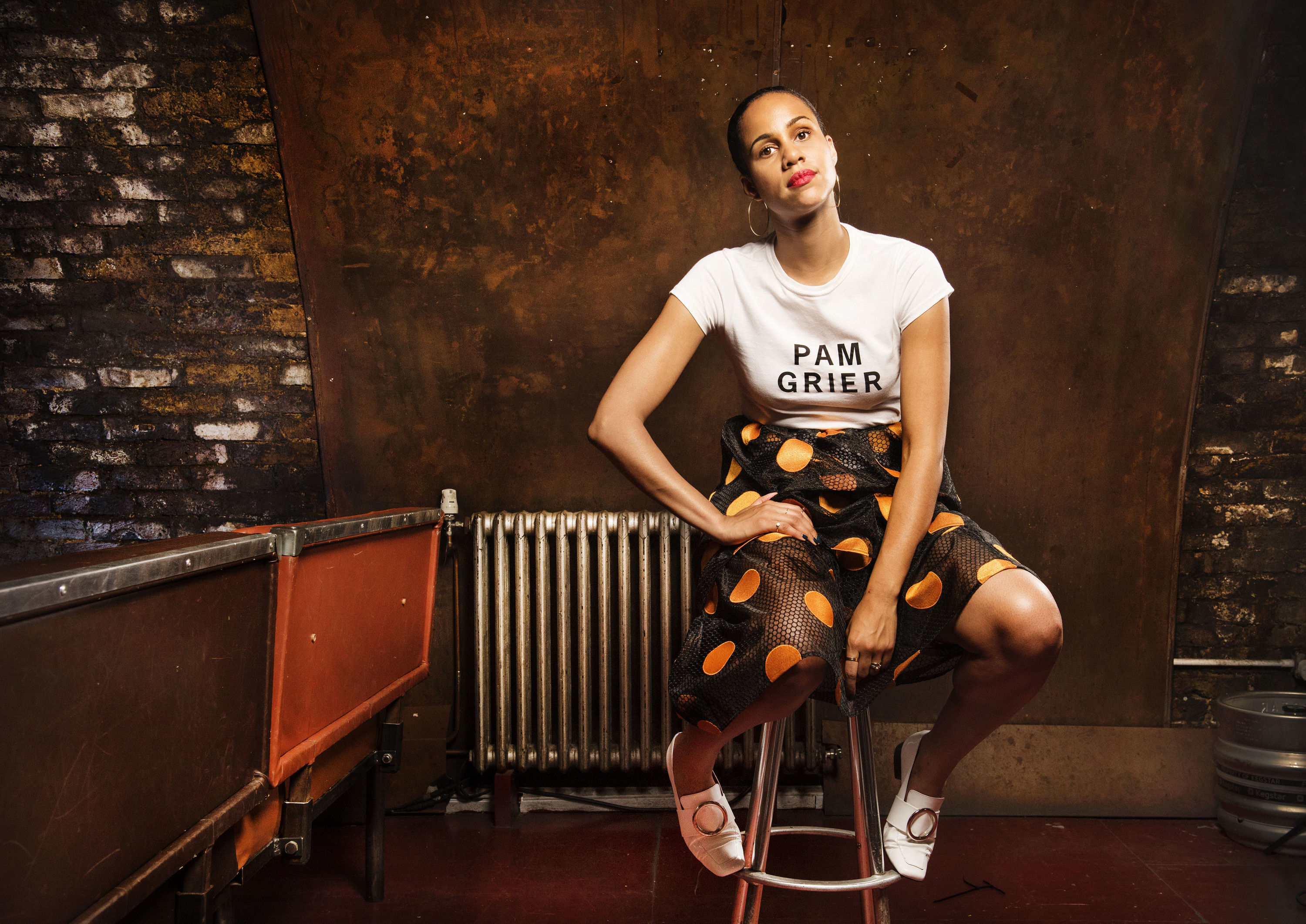 Zawe Ashton: 'I tried to quit acting and it's gone... badly'