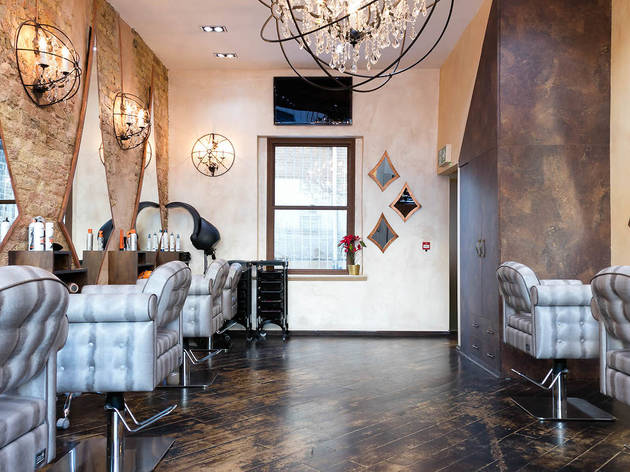 47% off a wash, treatment, cut and blow-dry at Twentuno Salon