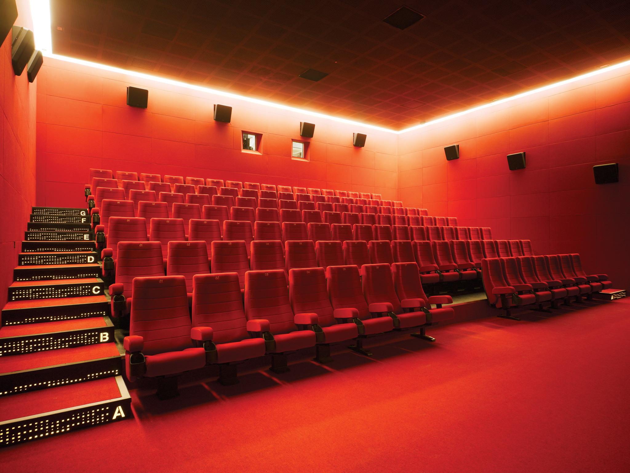 7 very beautiful cinemas in Dublin