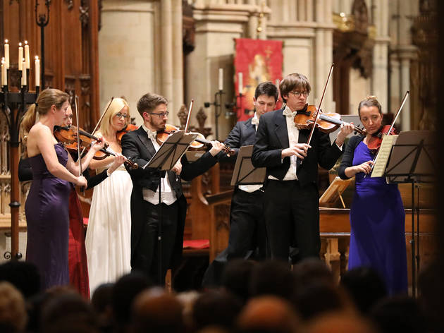 Up to 44% off Vivaldi's 'Four Seasons' by candlelight at Southwark Cathedral