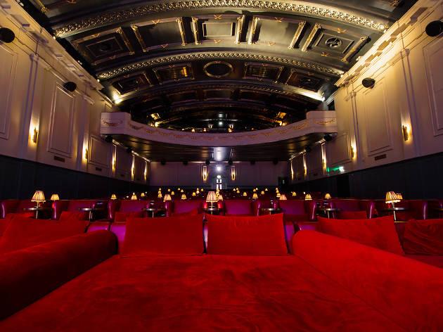 The main room at Stella Cinema at Rathmines