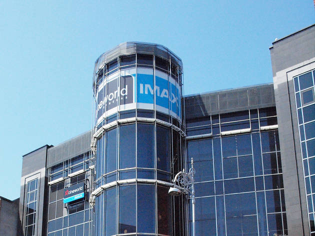 The exterior of Cineworld on Parnell Street in Dublin