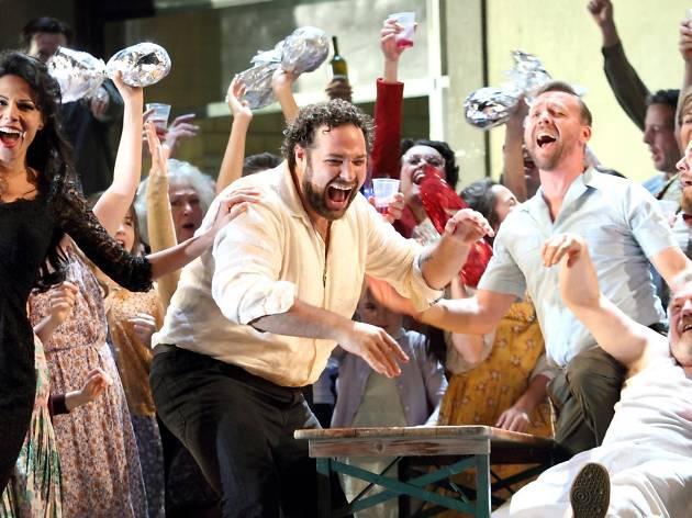 Cavalleria Rusticana + I Pagliacci al Liceu