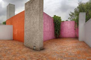 Casa Estudio Luis Barragan