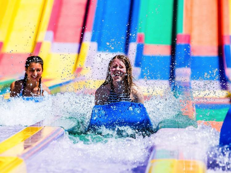 How to keep the kids cool in Sydney