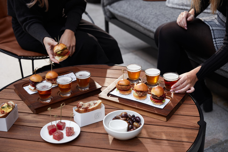 Win a bottomless brunch at Bourke Street Green bar