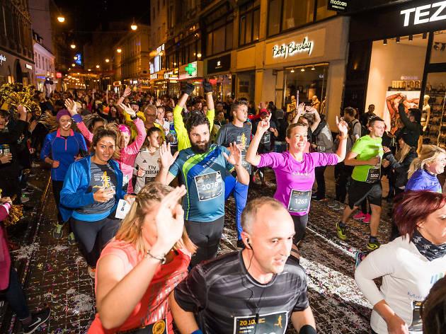 Zagreb Night Run