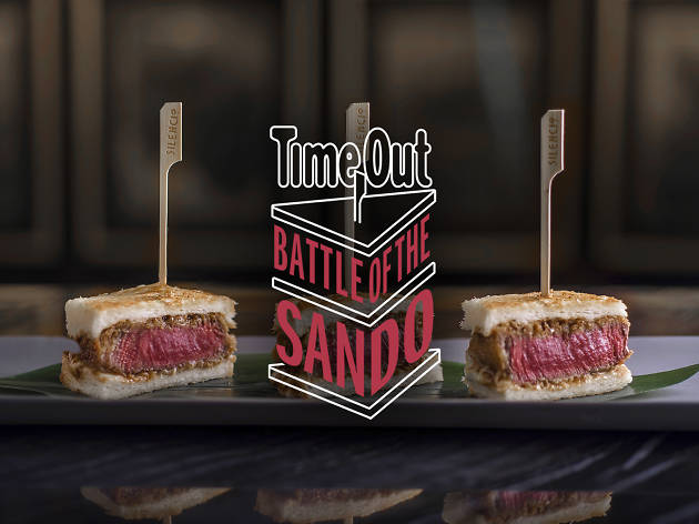 Time Out and Asia Miles invite three Hong Kong chefs for a sando battle