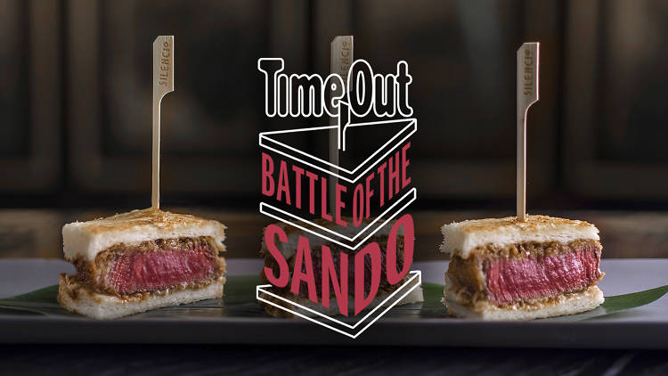 Battle of the Sando Advert