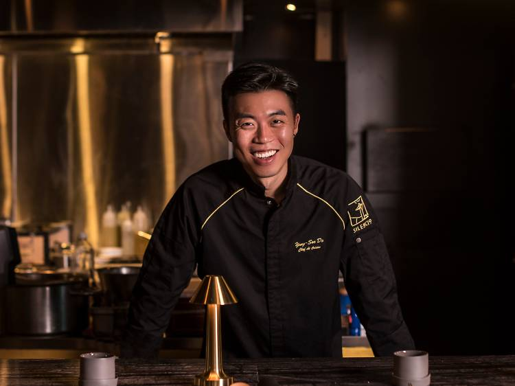 Chef Yong Soo Do, Silencio