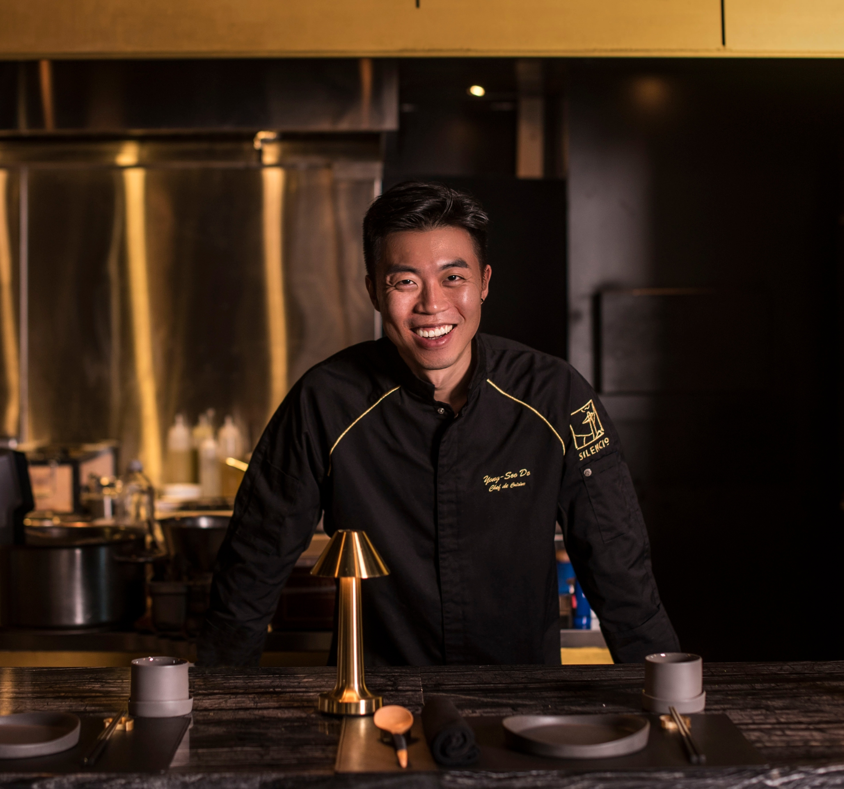 Chef Yong Soo Do_Silencio