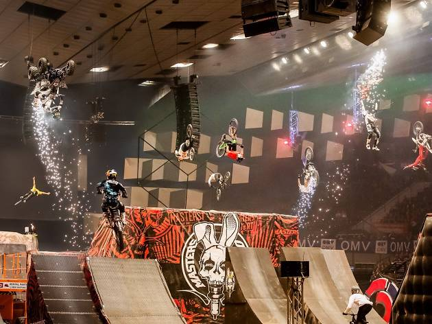 Masters Of Dirt - Total Freestyle