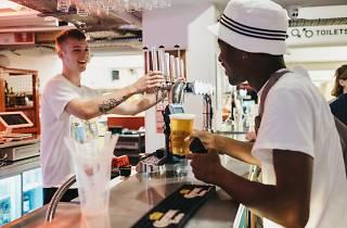 Peckham Levels Beer Festival