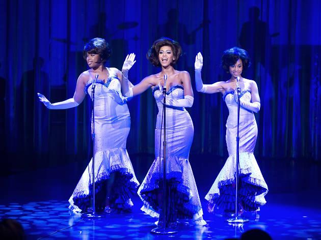 Beyonce, Jennifer Hudson and Anika Noni Rose in Dreamgirls
