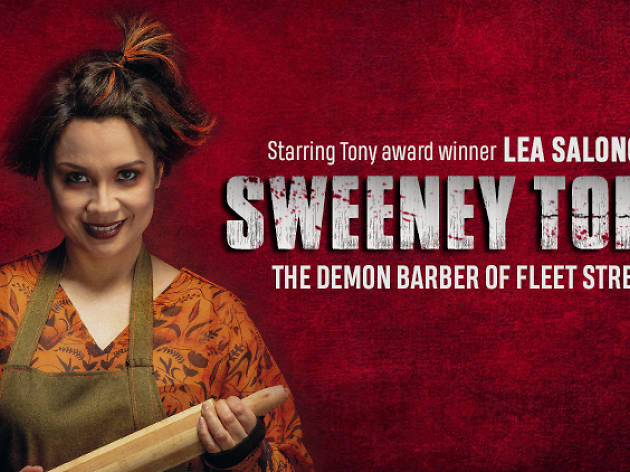 Sweeney Todd, Singapore Repertory Theatre