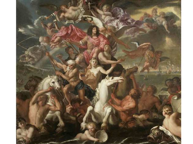 British Baroque: Power and Illusion