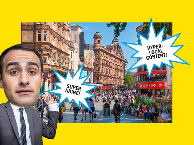 Jamie Demetriou's guide to an unspoilt corner of central London... Leicester Square