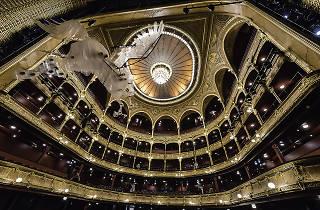 Découvrez Joséphine, le tout nouveau club planqué dans le théâtre du Châtelet