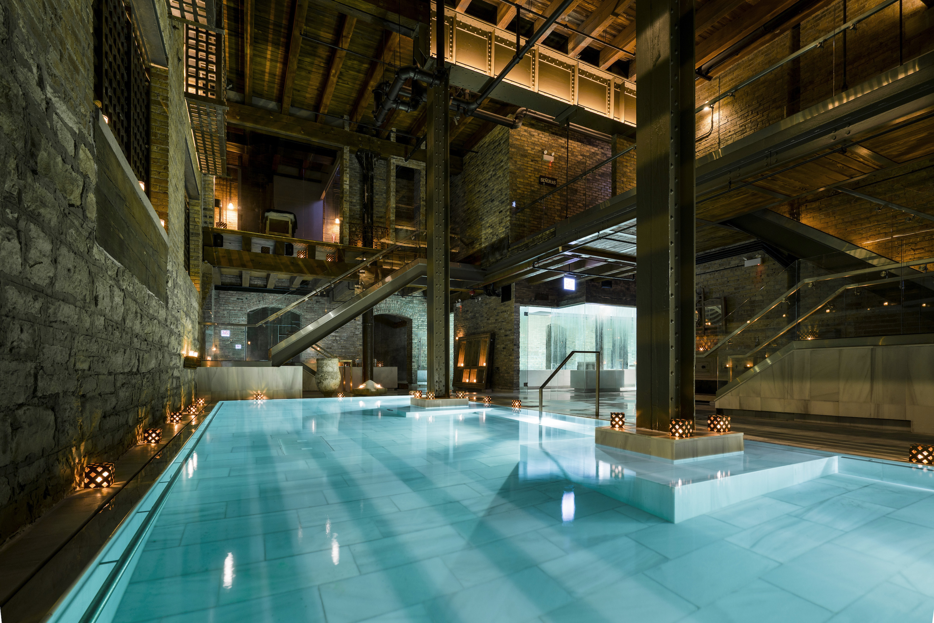 The 13 most relaxing spas in Chicago