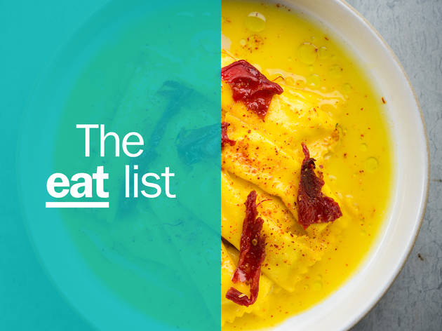 The 100 best restaurants in NYC you can't miss