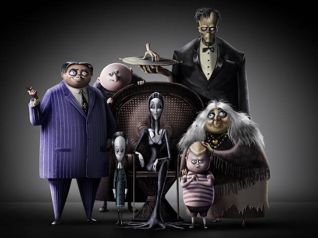 The Addams Family Mansion is popping up in Brooklyn, and you can book a stay