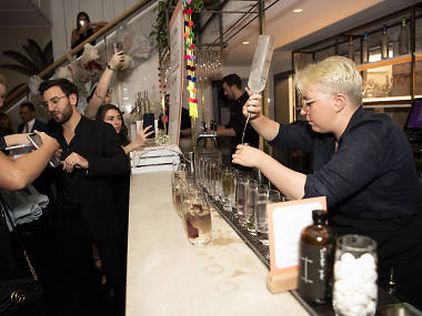 Time Out hosted Sydney's first pisco cocktail competiton – here's who won