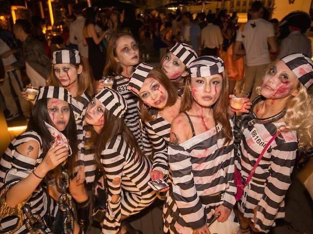 Best Halloween parties in Hong Kong