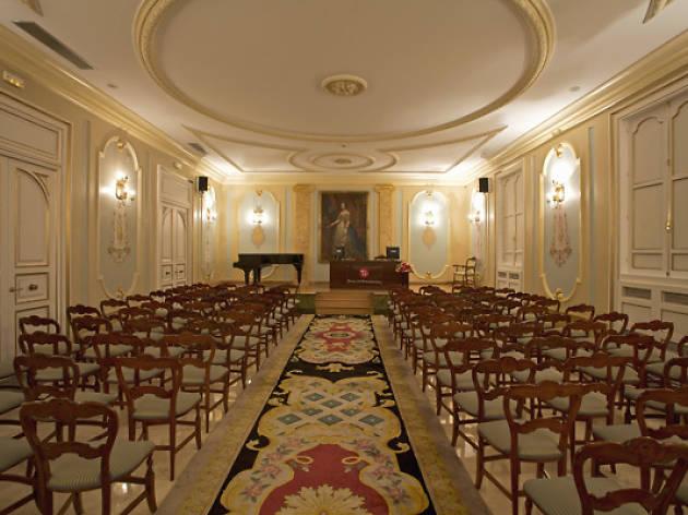 Museo del Romanticismo. Auditorio