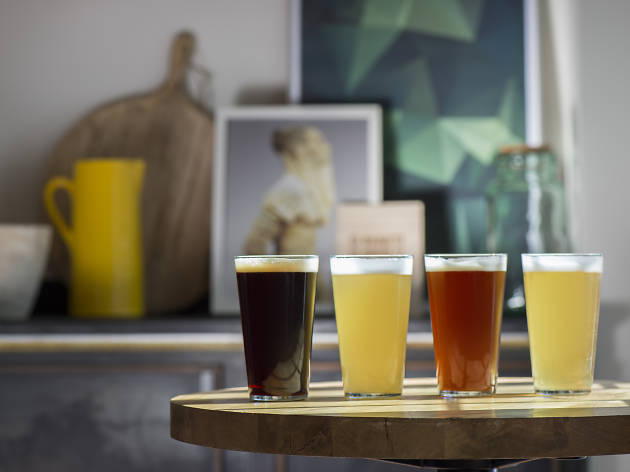 Dos referentes cerveceros miden sus fuerzas este jueves en una cena a cuatro manos