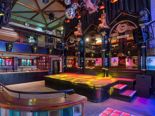 The George club in Dublin