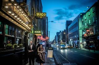 The exterior of Xico club in Dublin