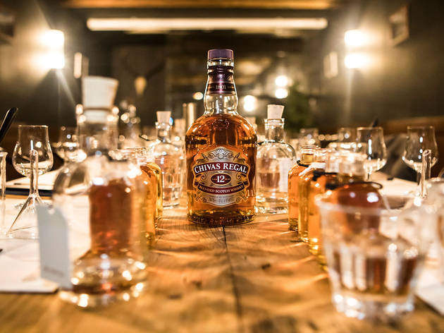 30% off tickets to The Blend by Chivas