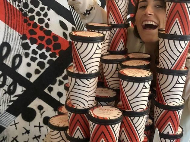Win a year's supply of pasta at Coco di Mama
