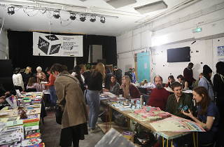 DIY Space for London Zine Fair