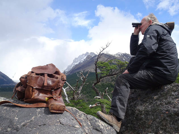 Nomad: In the Footsteps of Bruce Chatwin (2019)