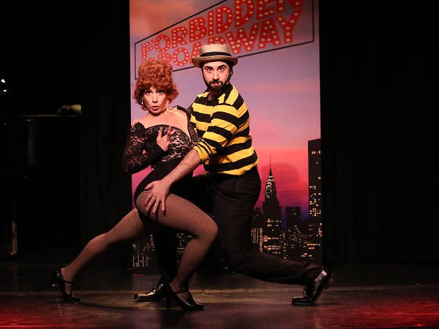 Forbidden Broadway: The Next Generation