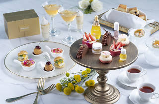 A Touch of Gold Afternoon Tea