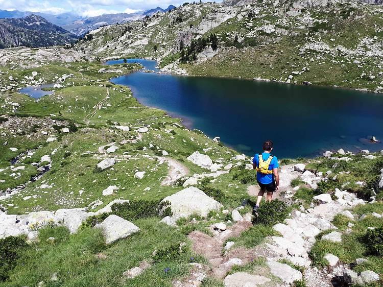 Vale para una experiencia en los Pirineos
