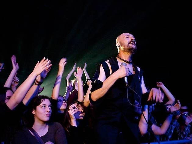 Damir Urban at the Positive Concert