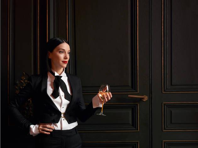 Souvenir: St Vincent Champagne Bar