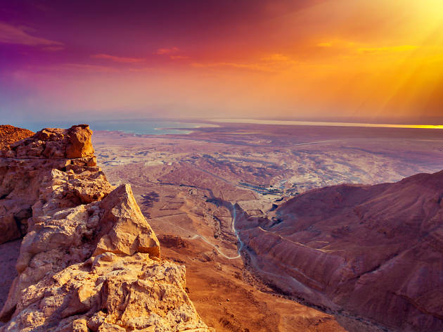 The most spectacular places to see the sunset in Israel