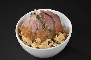 秋の肉グルメ祭×キン肉マン