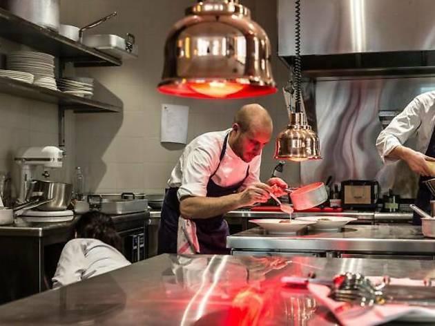 Le meilleur restaurant italien du monde (hors Italie) est à Paris !